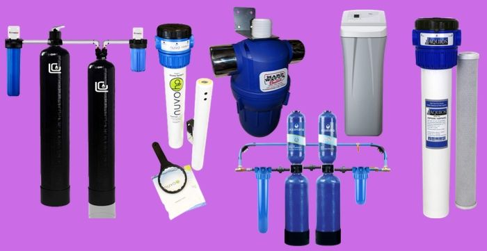 Saltless Water Softener