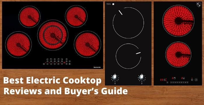 Best electric cooktop