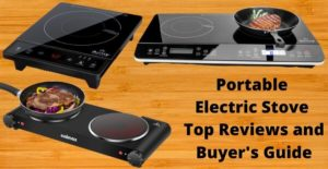 portable electric stove top