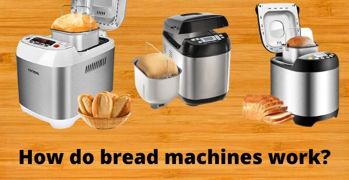 how do bread machines work