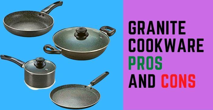 granitecookware pros and cons