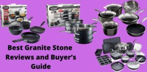 granite stone cookware reviews