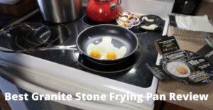 granite stone frying pan