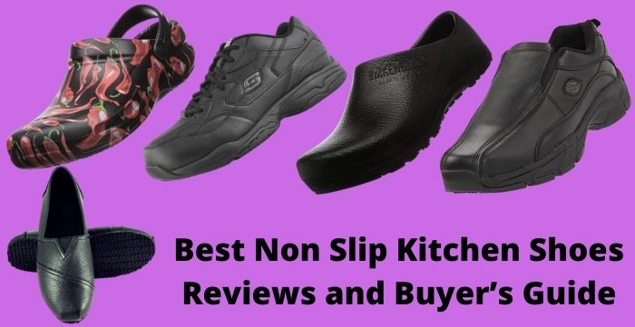 non slip kitchen shoes