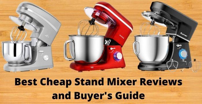 cheap stand mixer