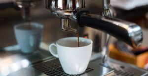 how to work an espresso machine