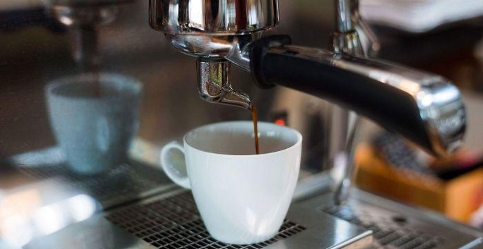 how towork an espresso machine