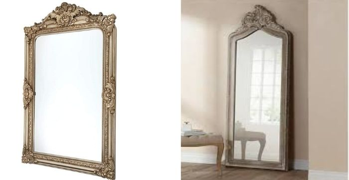 using large mirrors in your home