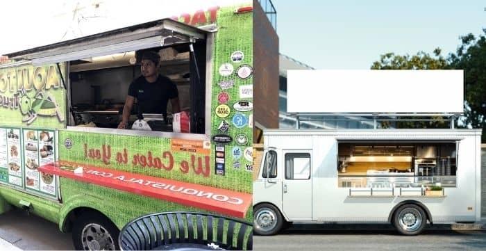 food truck vs mobile kitchen trailer