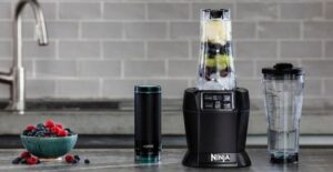how do you operate a ninja blender