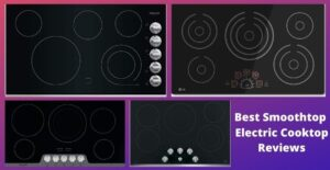 smoothtop electric cooktop