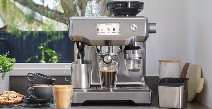 how an espresso machine works