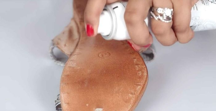 how to fix slippery shoes at home