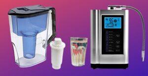 how to make alkaline water ionizer